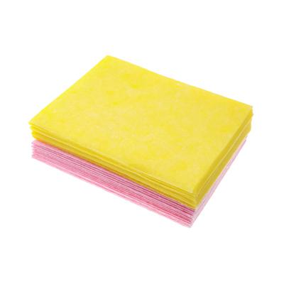 Набор салфеток для кухни 6 шт, вискоза, 30х38 см - 1