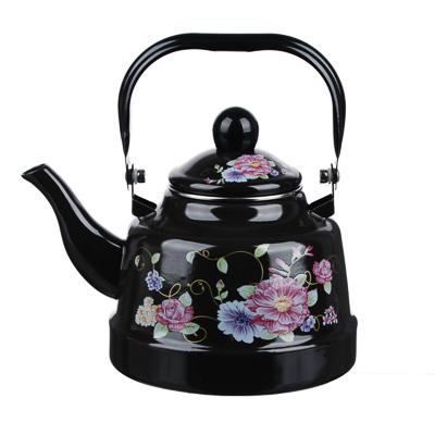 Чайник 1,7 л VETTA Иллюзия, эмалированный, индукция - 1