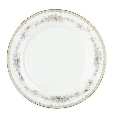 "Тарелка десертная, костяной фарфор, 20 см, MILLIMI ""Версаль"" - 1"