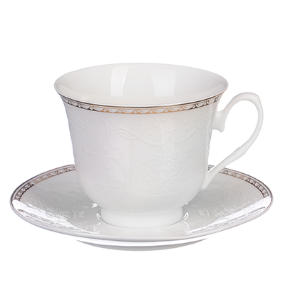 MILLIMI Анжелика Набор чайный 4 пр., 250мл, костяной фарфор - 1