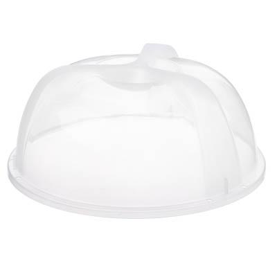 Крышка для свч, d. 25,5см, пластик - 1