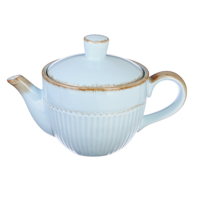 "Чайник заварочный 850 мл, керамика, MILLIMI ""Аромат"" - 1"
