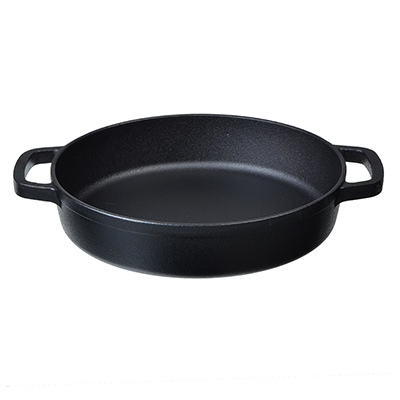 Сковорода-жаровня чугунная VETTA, 24х5 см - 1
