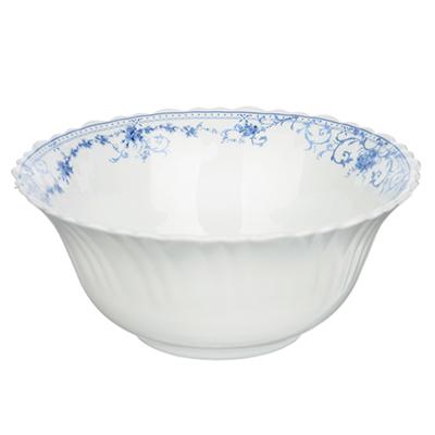 """Салатник d. 15 см, опаловое стекло, MILLIMI """"Ариадна"""" - 1"""