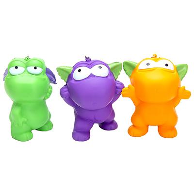 LASTIKS Игрушка-мялка, с ароматом, ПУ, 11-15см, 3 дизайна - 1