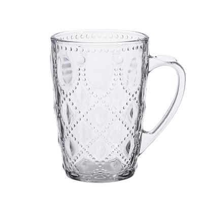 """Кружка стеклянная 300 мл,""""Чайная-1"""" - 1"""
