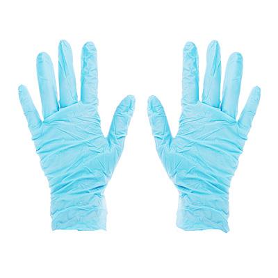 Перчатки нитриловые, 10 штук, VETTA - 1