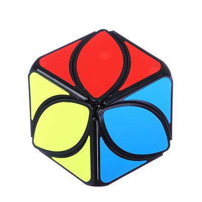 """ИГРОЛЕНД Головоломка """"Мир квадратов. Куб"""", пластик, 5,8х5,8х5,8см - 1"""