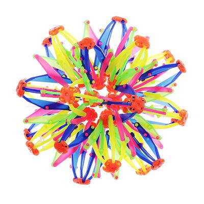 Игрушка в виде шара-трансформера, PP, 14см, разноцветная - 1
