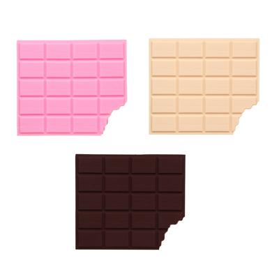 Записная книжка Шоколадка с отрывными листами и запахом - 1