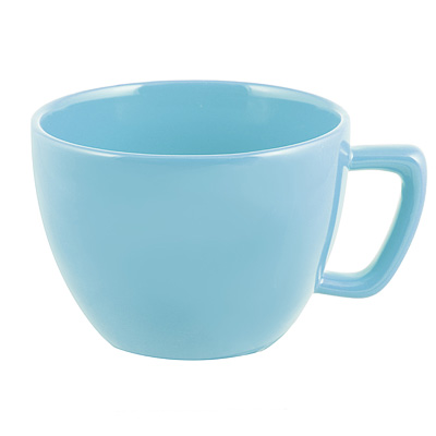 "Бульонница 500 мл, керамика, синяя, ""Глянец"" - 1"