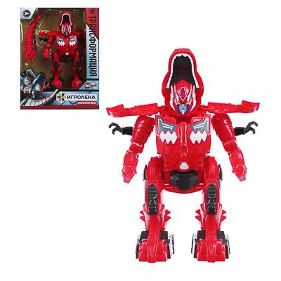 ИГРОЛЕНД Робот, пластик, 23х9х13см, 3 дизайна - 1