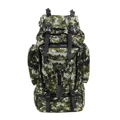 Рюкзак туристический ЧИНГИСХАН отделение для палатки, 60 литров,70х35х18 см, полиэстер - 1