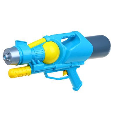 ИГРОЛЕНД Пистолет водный, пластик, 48х22см, 2 цвета - 1
