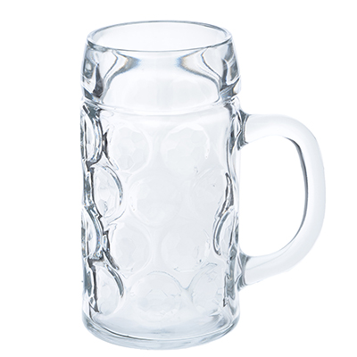 "Набор кружек для пива 2 шт 625 мл, PASABAHCE ""PUB"", арт.80219B - 1"