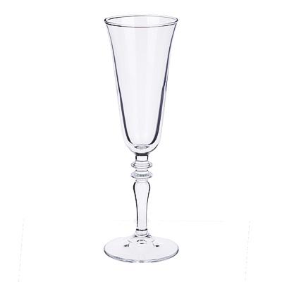 "Набор бокалов для шампанского 6шт 190 мл, PASABAHCE ""Винтаж"" 440283B - 1"
