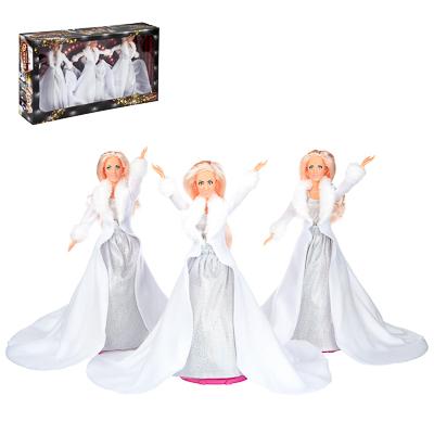 ИГРОЛЕНД Куклы солистки Queens, пластик, полиэстер, 29 см, 60х34х12 см - 1