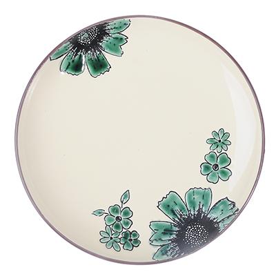 """Тарелка десертная d.20,5 см, керамика, MILLIMI """"Для нее"""" - 1"""