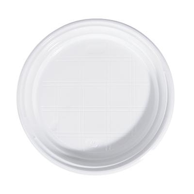 Тарелка одноразовая пластиковая d.205 мм, 10 шт, VETTA - 1
