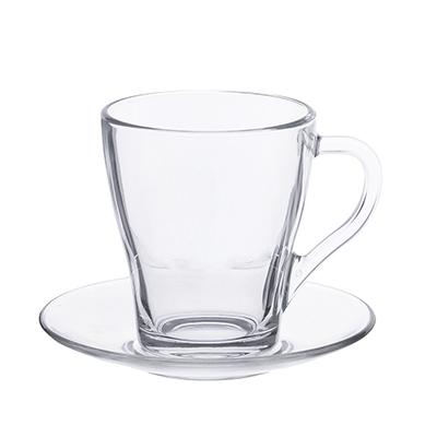 """Чайный сервиз 12 предметов, стекло, ОСЗ """"Грация"""" 08с1349+13с1649 У - 1"""