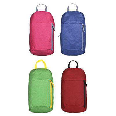 PAVO Рюкзак, ПВХ, 23х40х12см, 4 цвета - 1