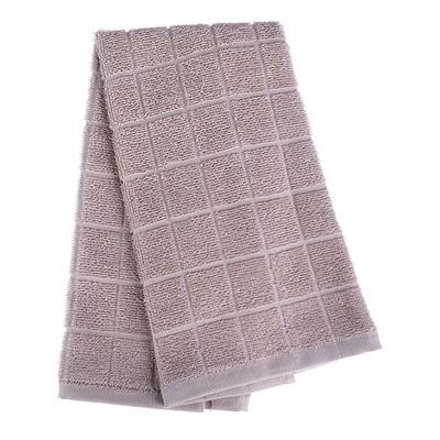 "Кухонное полотенце махровое PROVANCE, 100% хлопок, 30х50см, 380гр/м, ""Гармония"", 3 цвета - 1"