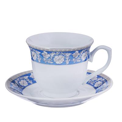 Савойя Набор чайный 4 пр., 220мл, фарфор - 1