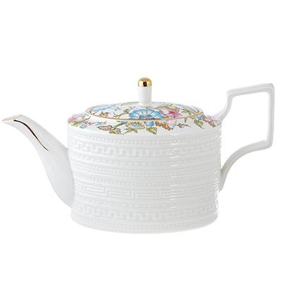 Чайник заварочный MILLIMI Вальс 1150мл, костяной фарфор - 1