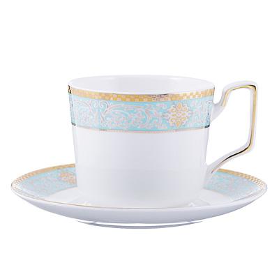 Чайный сервиз 2 предмета MILLIMI Лагуна 260мл, костяной фарфор - 1