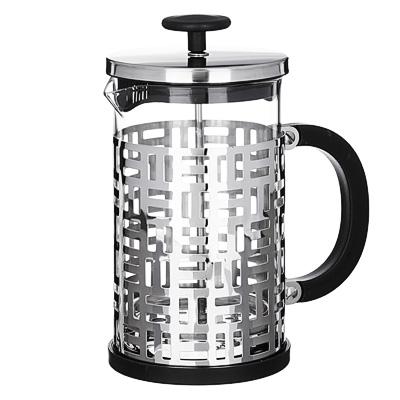 VETTA Делайн Френч-пресс 800мл, жаропрочное стекло, нерж.сталь - 1