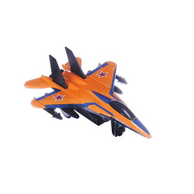 ИГРОЛЕНД Истребитель Кондор, металл, 12х6,5х3,5см, 8 дизайнов - 1