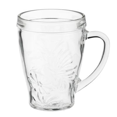 """Кружка стеклянная 300 мл, """"грация"""" - 1"""