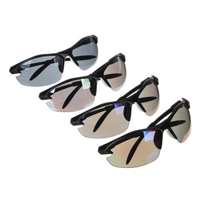 GALANTE Очки солнцезащитные мужские, пластик, 149х43мм, 4 цвета, 515271