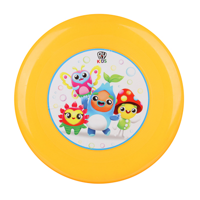 Летающая тарелка, 19-20см, пластик, 1 цвет - 1