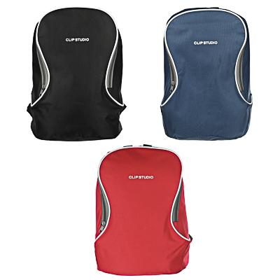 Рюкзак подростковый 40x30х17см, 1отд. на молнии, полиэстер, 3 цвета, ПРОМО - 1