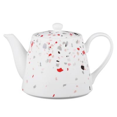 MILLIMI Мозаика Чайник заварочный 850мл, керамика - 1