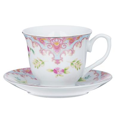 Сабина Набор чайный 12 пр., 220мл, фарфор - 1