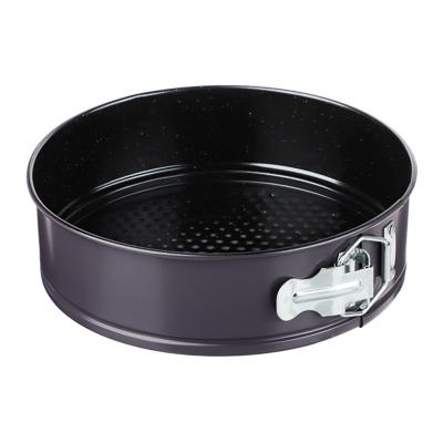 Форма для выпечки SATOSHI Валькур круглая разъемная, угл.сталь, 22х6,5см, антипригарное покрытие 280 - 1