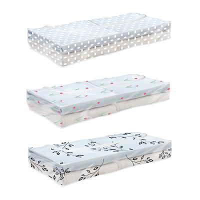 VETTA Винсент Кофр для хранения под кроватью подушек и одеял, ПЕВА, 102х45х15см, 2 дизайна - 1
