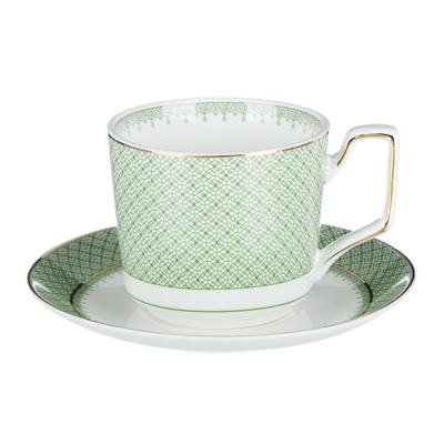 MILLIMI Арлекин Набор чайный 12 пр., 260мл, 15см, костяной фарфор - 1