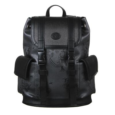 Рюкзак молодежный BY «Конек», 44х34,5х12,5 см, экокожа, 1 отделение, 2 кармана - 1