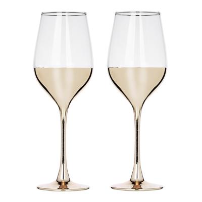 Пряничный домик Набор бокалов 2шт для вина, 350мл - 1