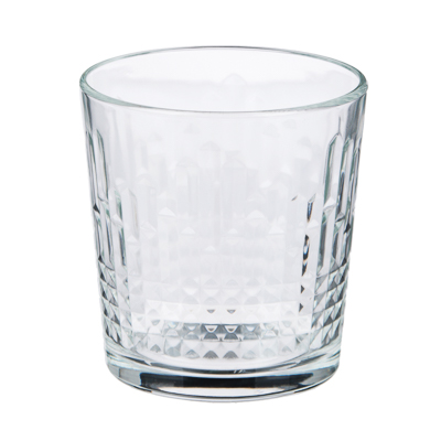 "ОСЗ Стакан низкий ""Асимметрия"" 250мл, стекло - 1"