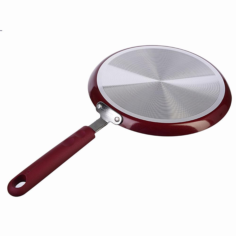 SATOSHI Редс Сковорода блинная d22см, антипригарное покрытие - 3