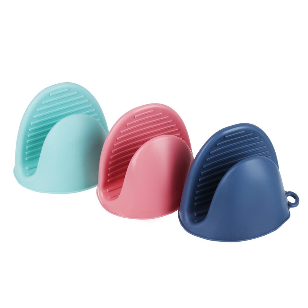 Прихватка силиконовая VETTA термостойкая, 3 цвета - 2