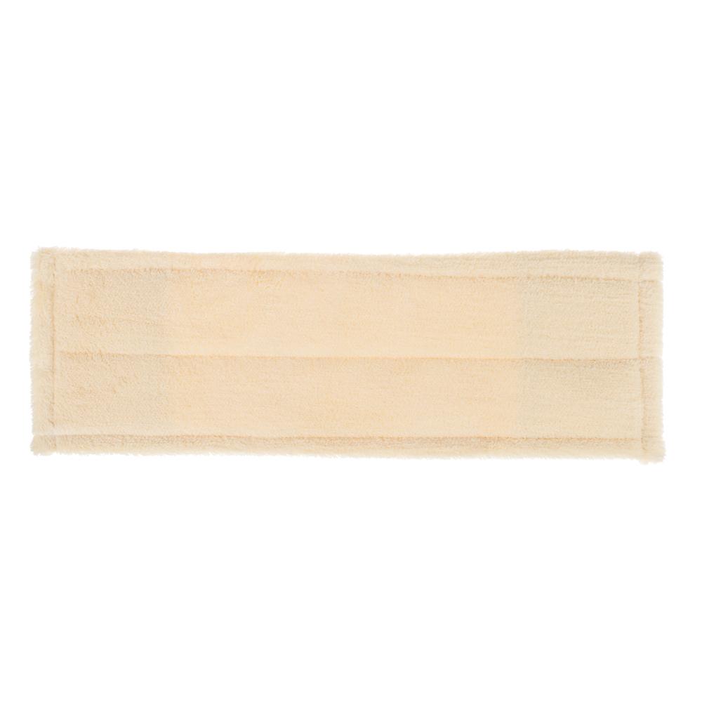 """VETTA Насадка для швабры из микрофибры, 10х40см, """"Полоска"""", 4 цвета, 3701 - 2"""