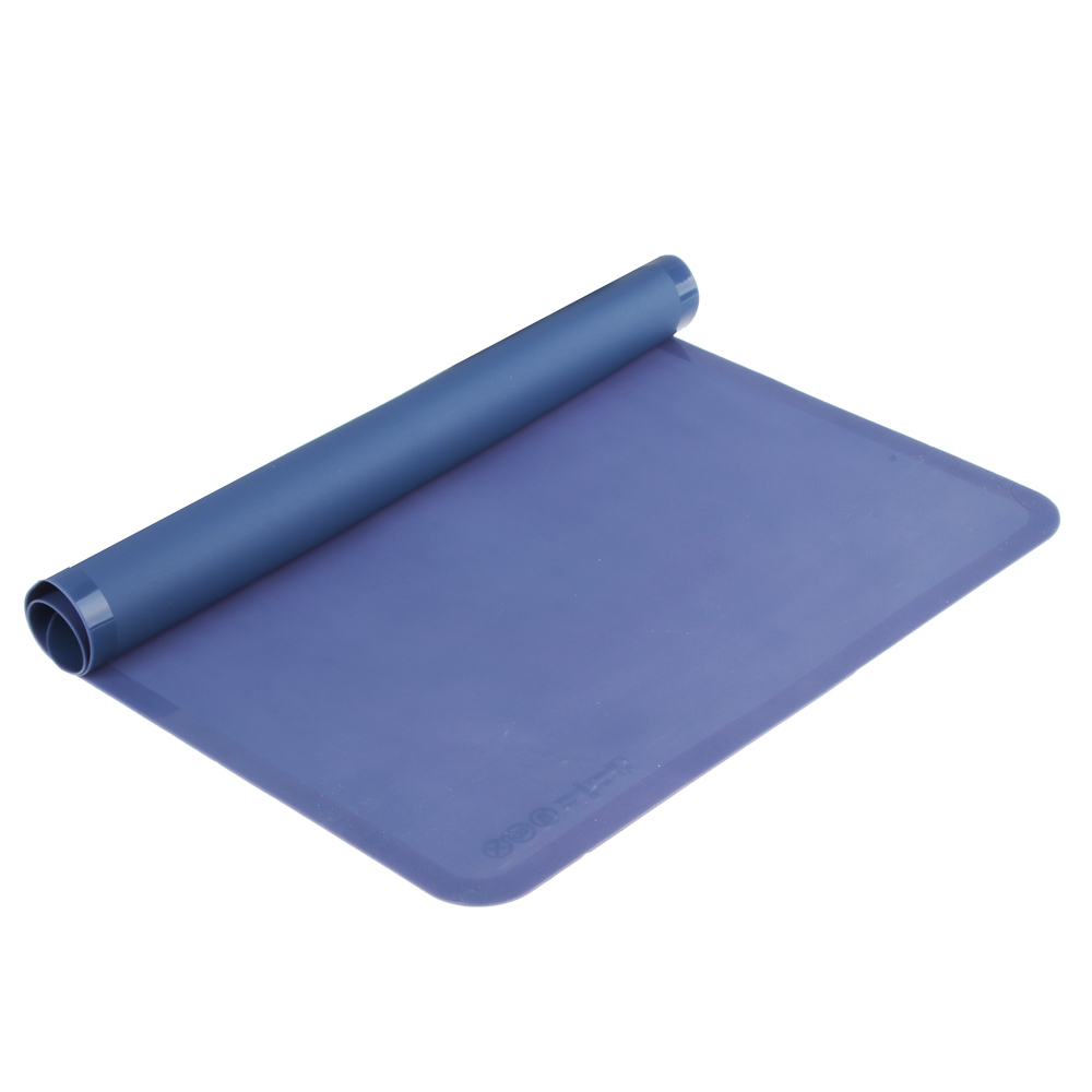 Коврик для противня термостойкий VETTA, 38х28х0,1 см, силикон - 4