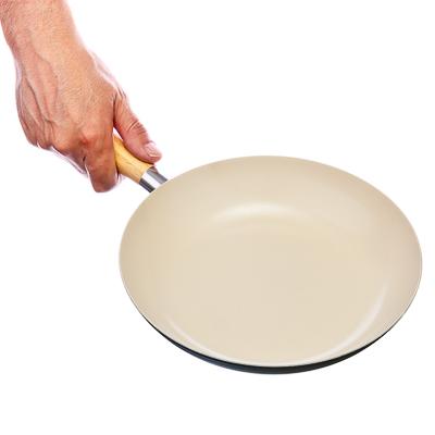 SATOSHI Organica Сковорода с керамическим покрытием d24см, индукция, G1624CSR - 4