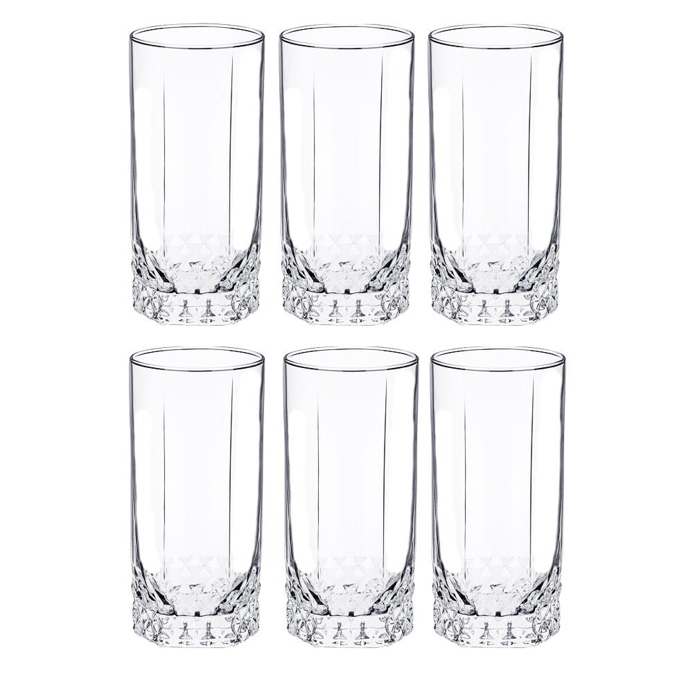 """Набор стаканов 6 шт 290 мл, PASABAHCE """"Вальс"""" 42942 - 2"""