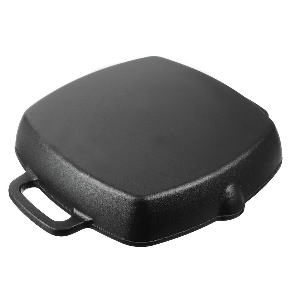 Сковорода-гриль чугунная d. 26х4,5 см VETTA - 2